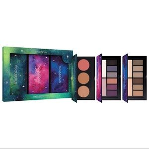 NEW Smashbox 3 palette shooting stars set